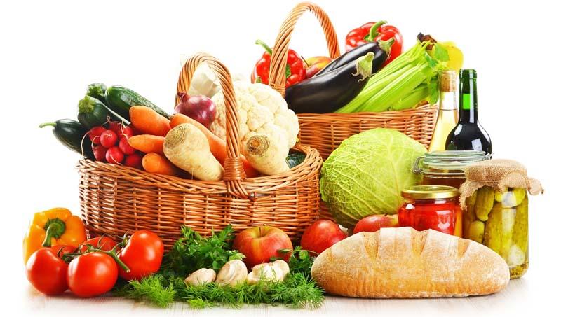 importancia de la comida sana