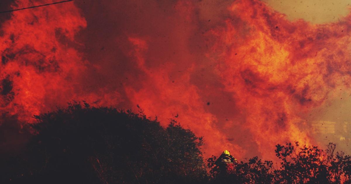 Tormenta incendios