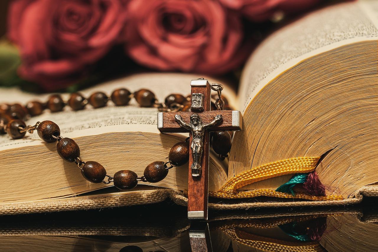 Oración del Santo Rosario